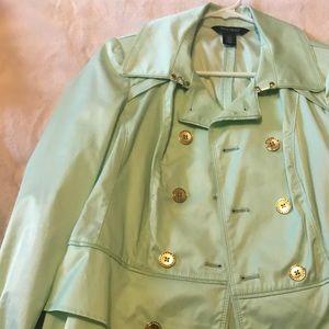 White House Black Market Pea Coat